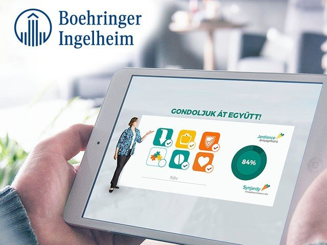 Boehringer Ingelheim  – Arteries Studio